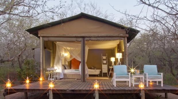 Ngama Tented Safari Lodge & The birth of Ngama Tented Safari Lodge - Ngama Tented Safari Lodge